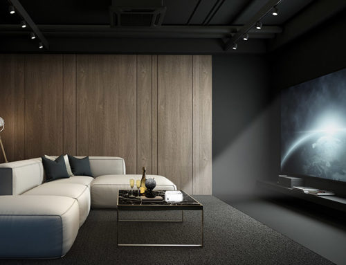 Home projectors aren't like they used to be, and here's why that's a good thing